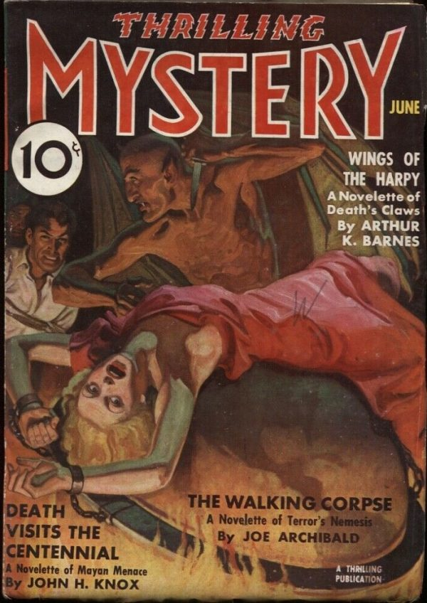 Thrilling Mystery 1937 June