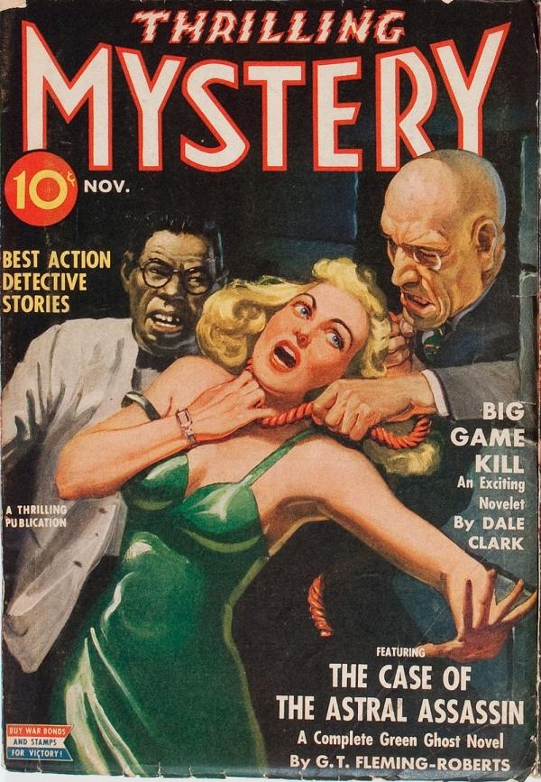 Thrilling Mystery November 1942