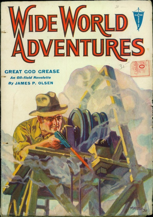 Wide World Adventures May 1930