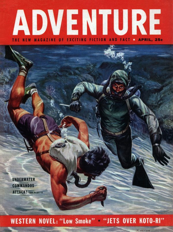 Adventure April 1953