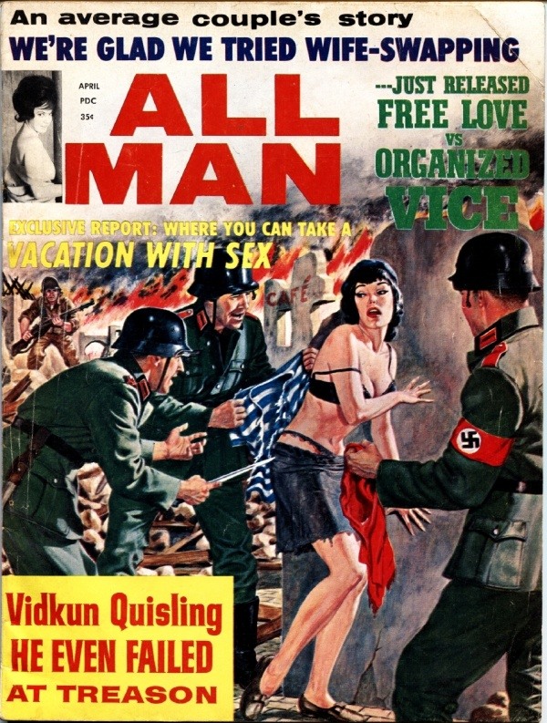 All Man April 1965
