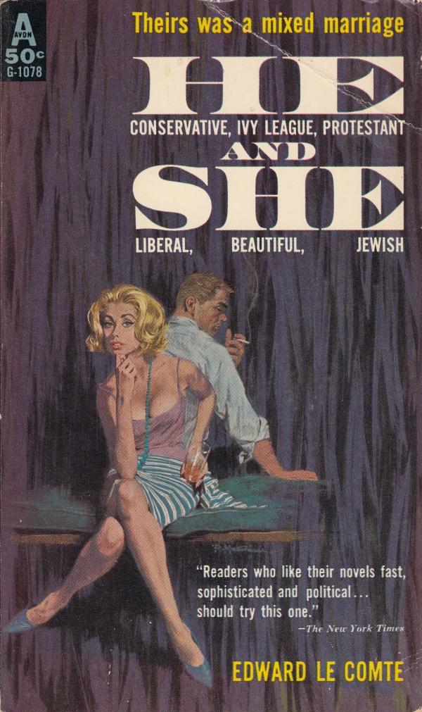 Avon Books G-1078 1960