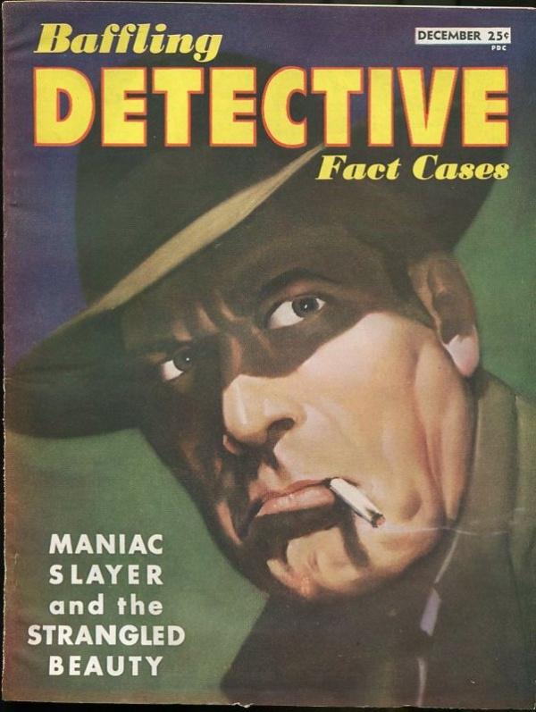 Baffling Detective Fact Cases December 1945