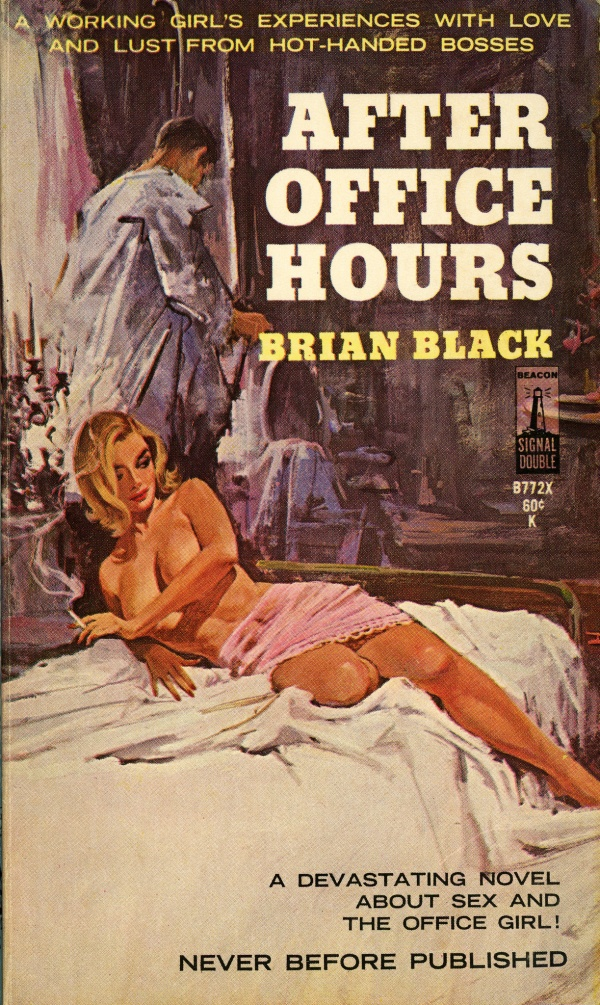 Beacon Books B772X - Brian Black - After Office Hours