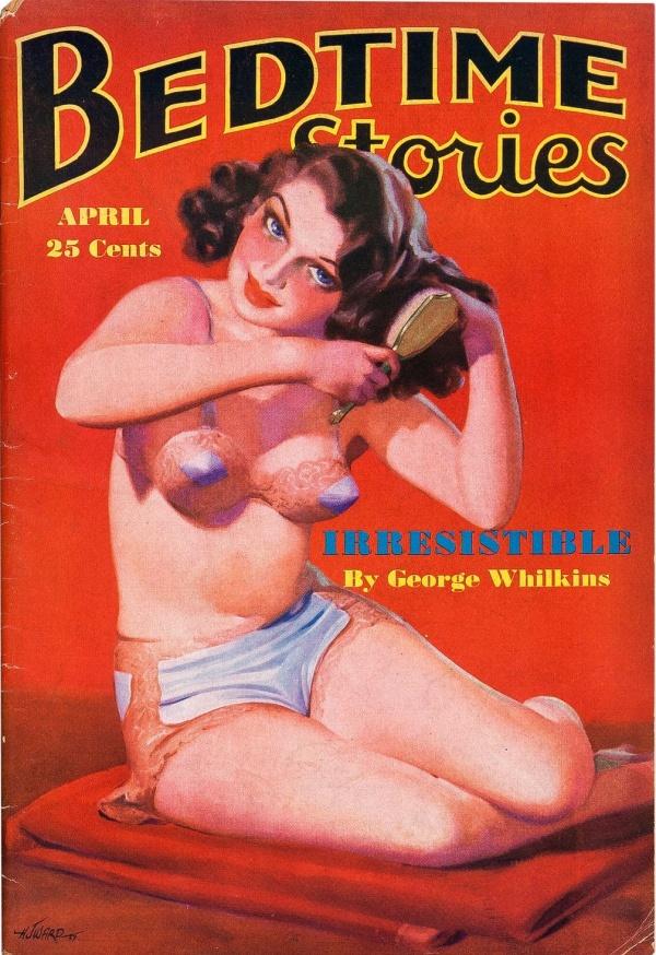 Bedtime Stories April 1936