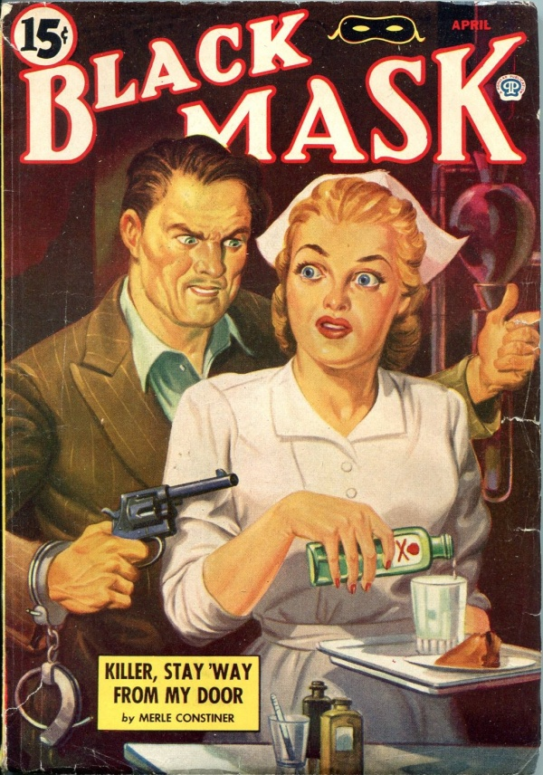 Black Mask April 1945