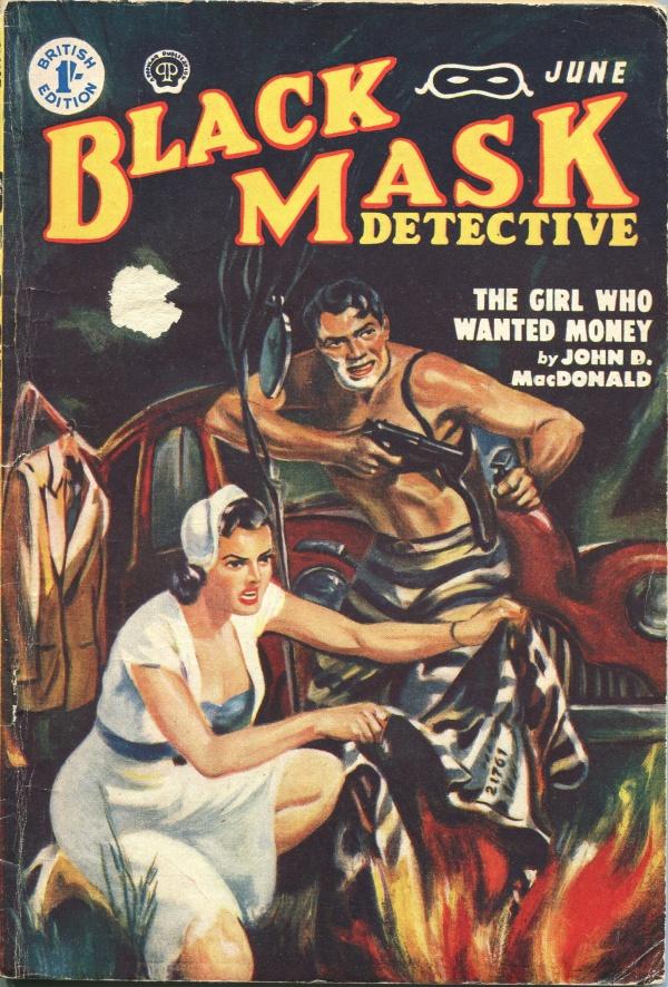Black Mask June 1952