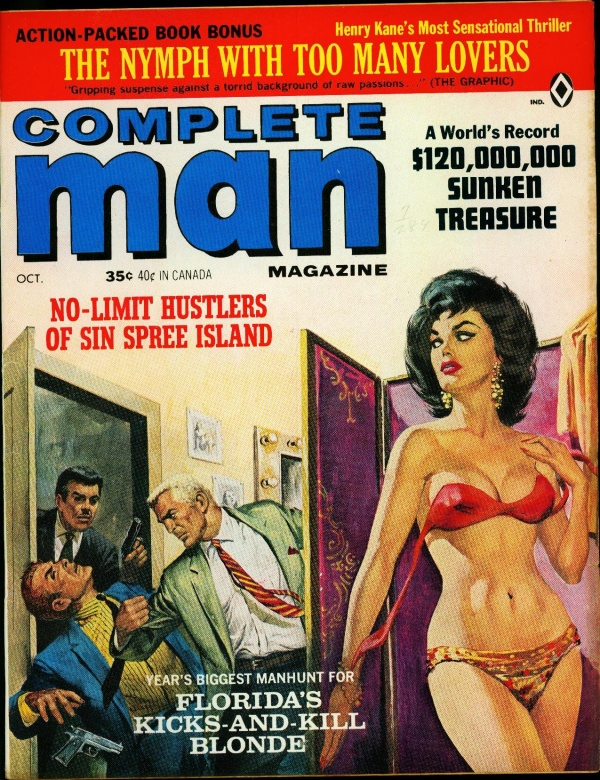 Complete Man October 1966