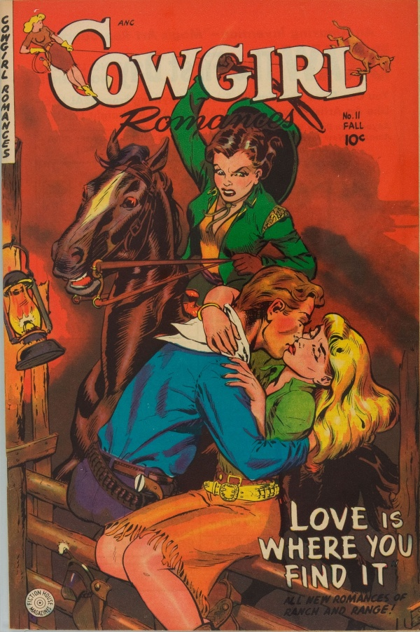 Cowgirl Romances #11 1952