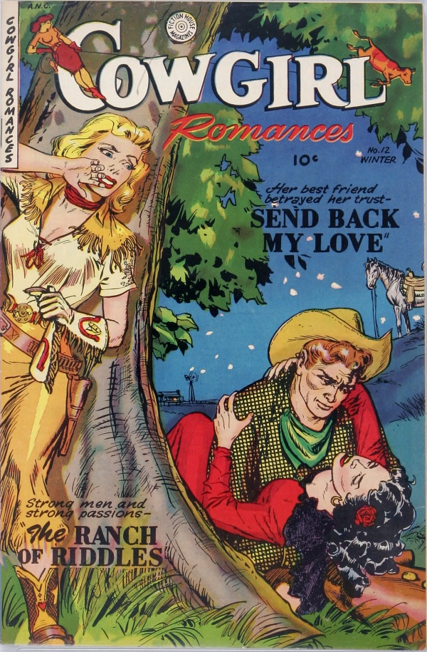 Cowgirl Romances #12 1953
