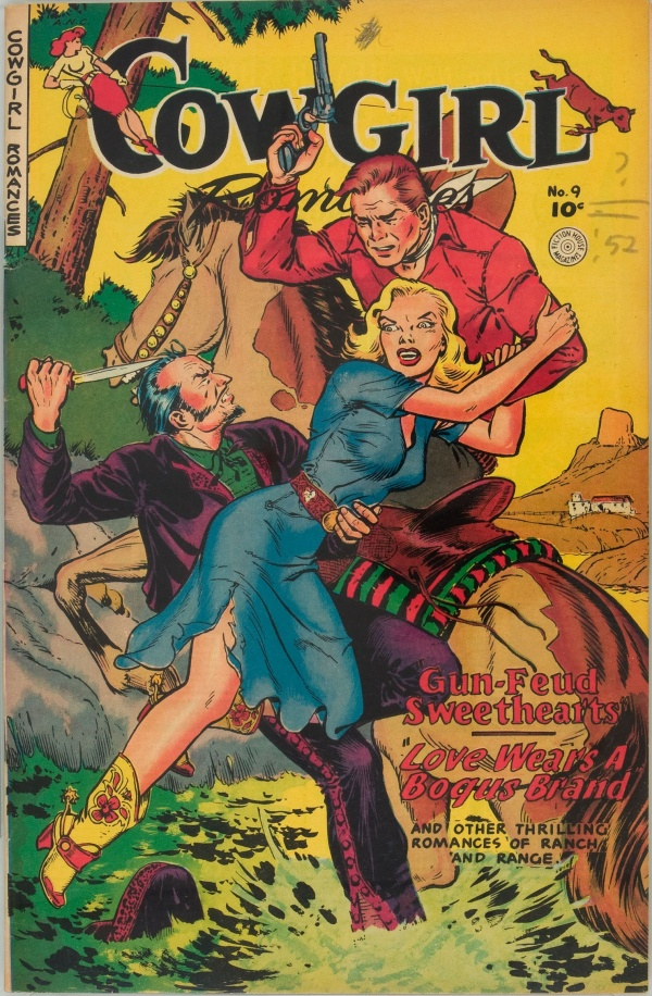 Cowgirl Romances #9 1952