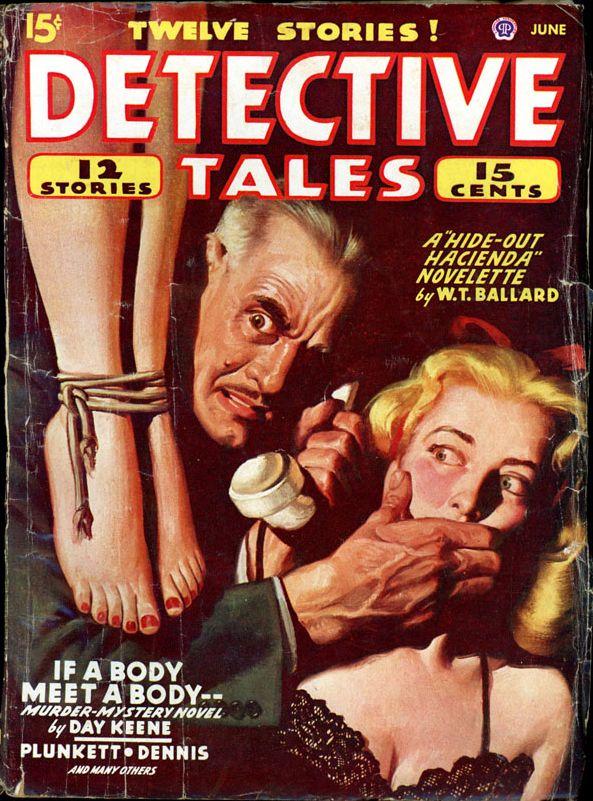 DETECTIVE TALES. June, 1946