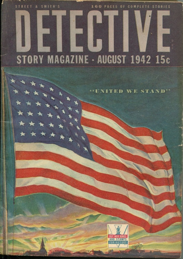 Detective Story August 1942