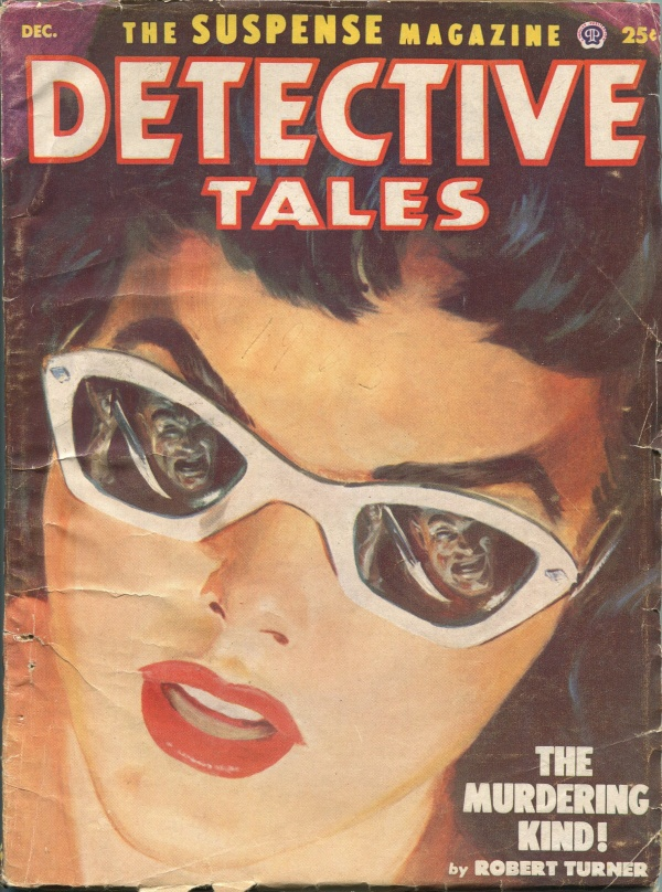 Detective Tales December 1952
