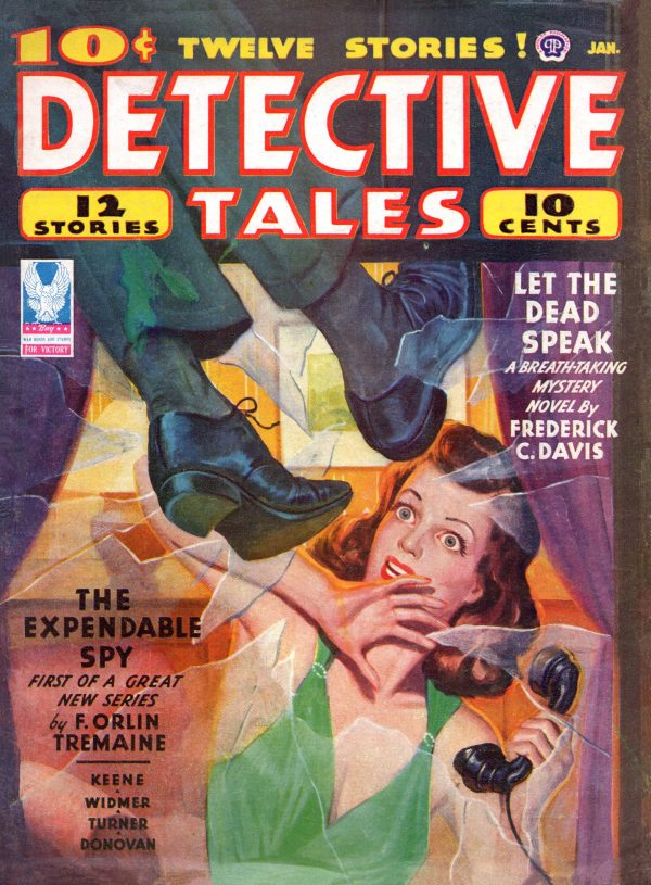 Detective Tales January 1940