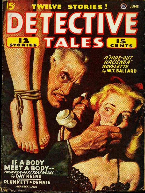 Detective Tales June 1946