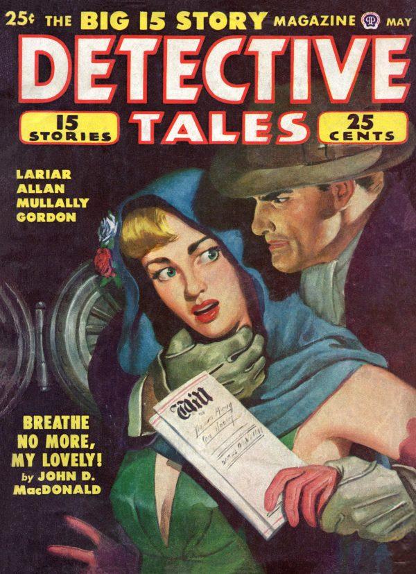 Detective Tales May 1950