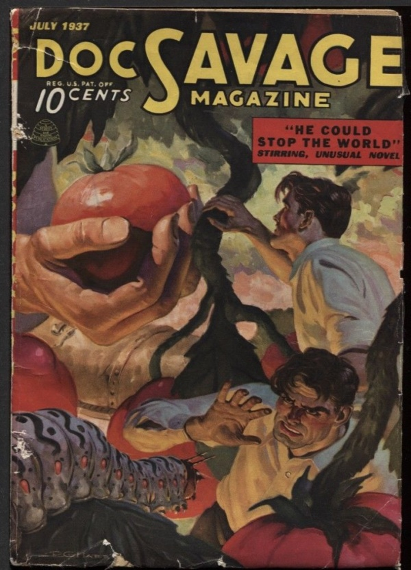 Doc Savage 1937 July