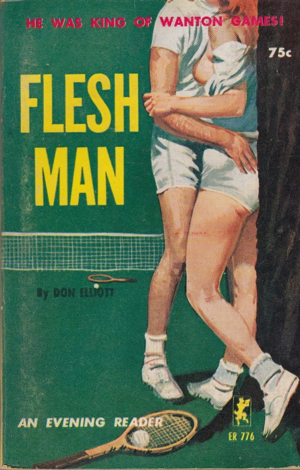 Evening Reader ER776 - Flesh Man (1965)