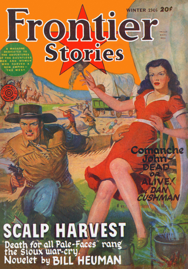 Frontier Stories, Winter 1946