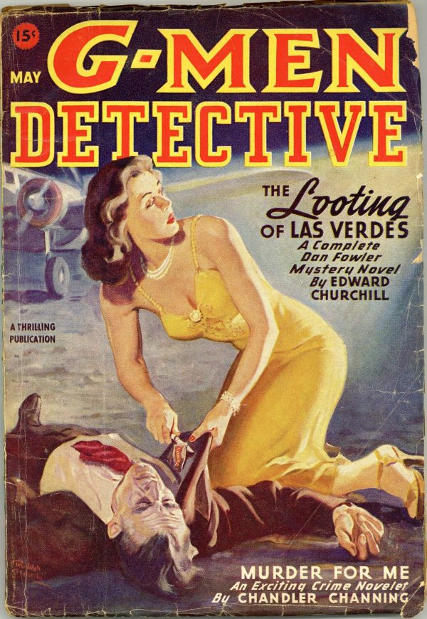 G-Men Detective May 1947