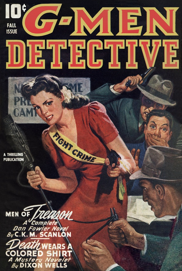 G-Men Detective v25 n03 [1943-Fall] cover