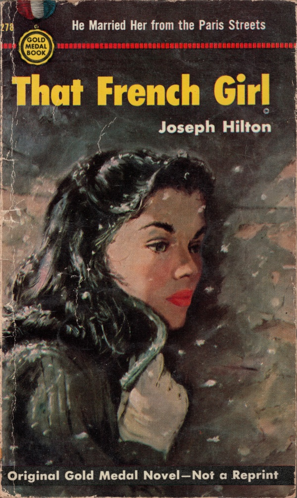 Gold Medal Books 278, 1952