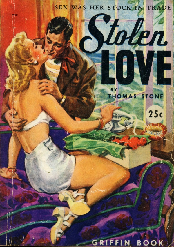 Griffin Books 4 - Thomas Stone - Stolen Love