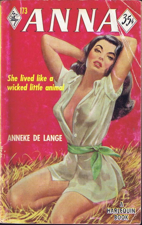 Harlequin # 173 1952
