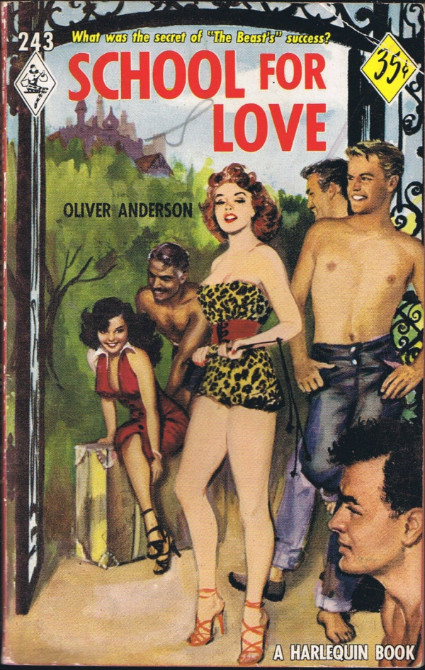 Harlequin #243 1953