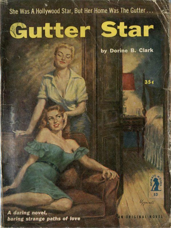 Intimate Novel 52 1954