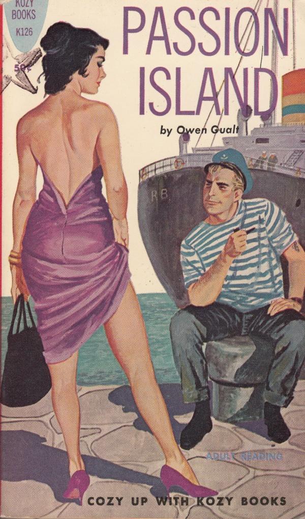 K126 Passion Island by Owen Gault (1961)
