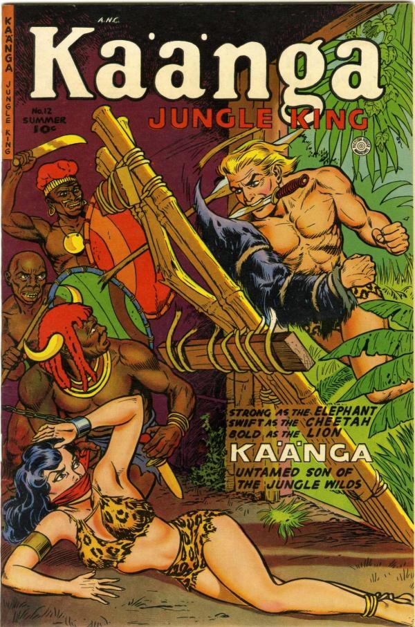 Kaänga Comics #12