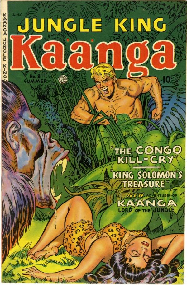 Kaänga Comics #8