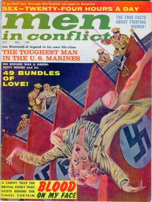 MEN in CONFLICT October 1962
