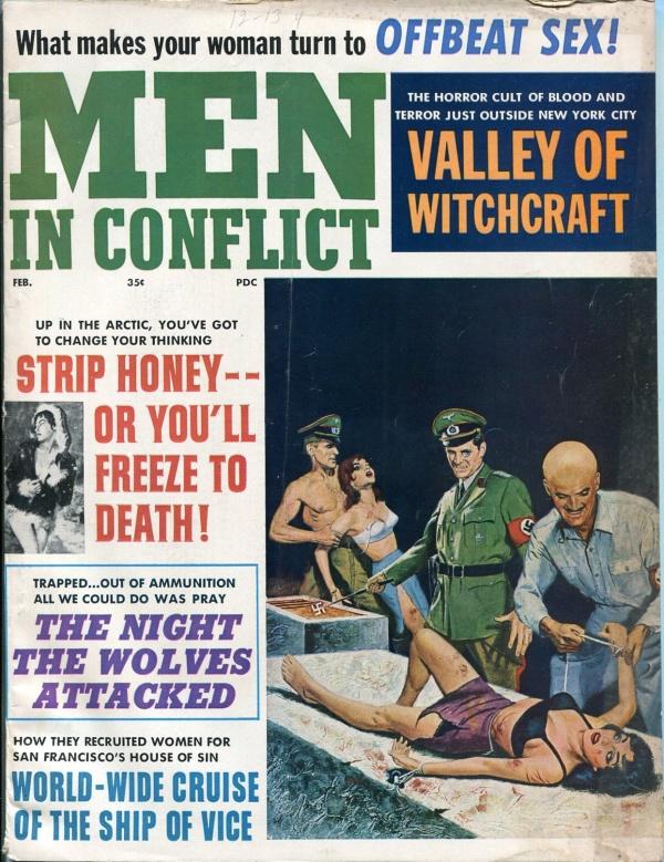 Men In Conflict February 1966