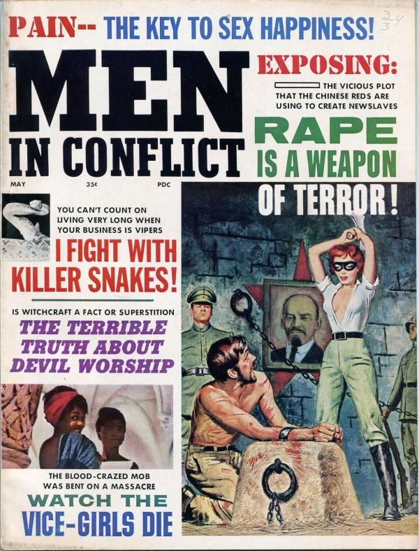 Men In Conflict May 1966