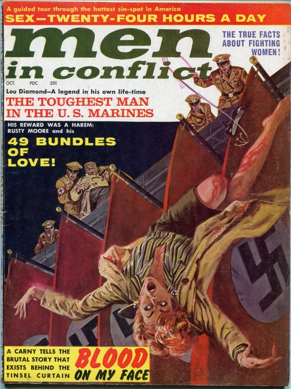 Men In Conflict October 1962