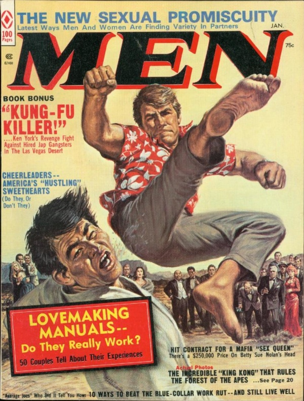 Men January 1974