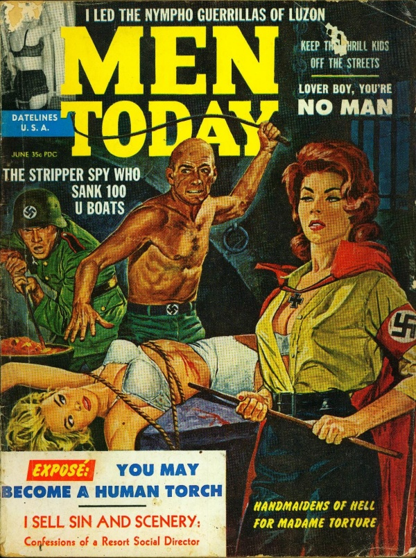 Men Today June 1962