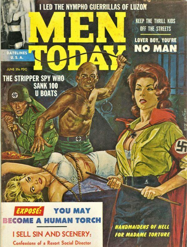 Men Today Magazine June 1962