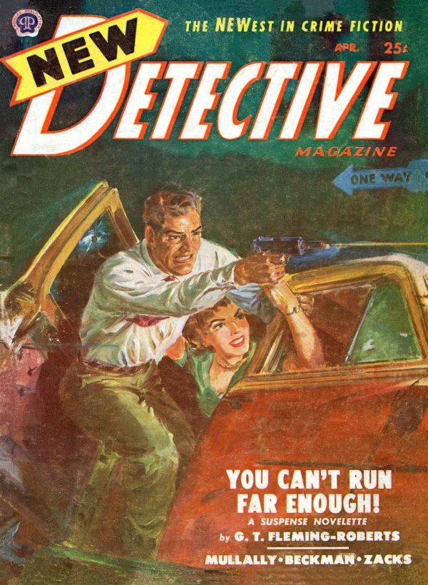 New Detective Magazine April 1952