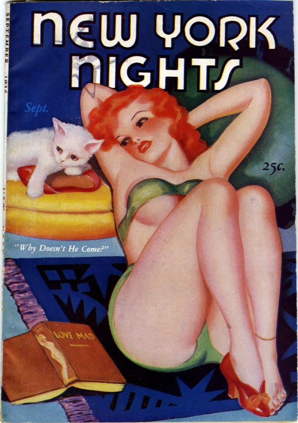 New York Nights September 1936