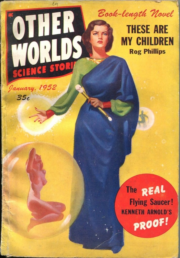 Other Worlds January 1952