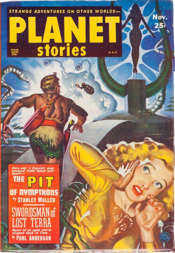 Planet Stories, November 1951