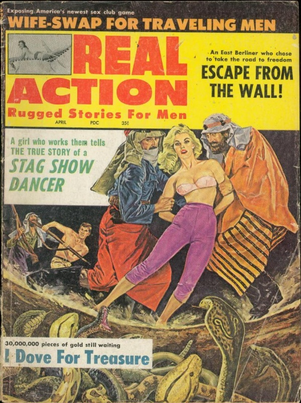 Real Action April 1964