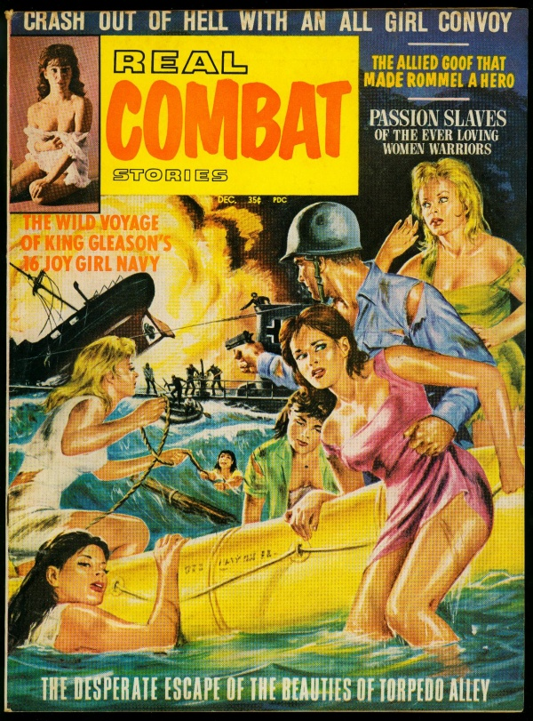Real Combat Stories December 1965