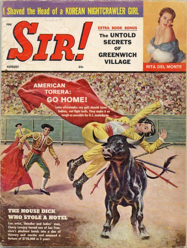 Sir August 1960