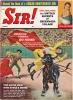 Sir! Magazine (August, 1960) thumbnail