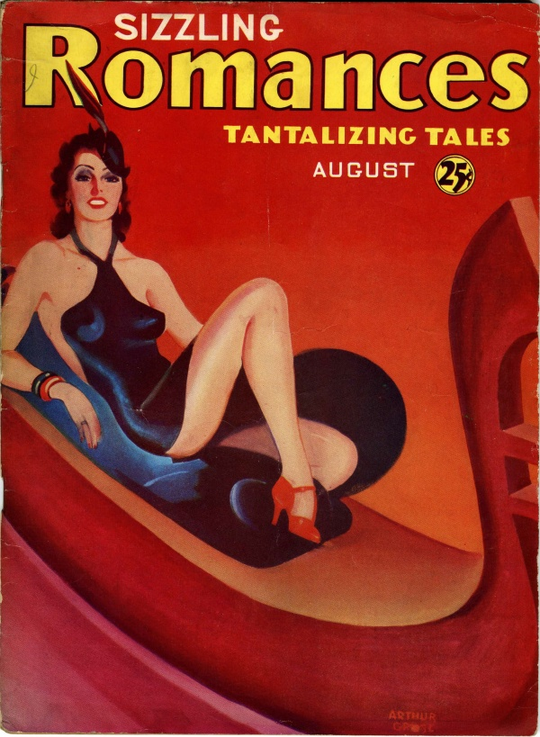 Sizzling Romances V1#4 August 1935